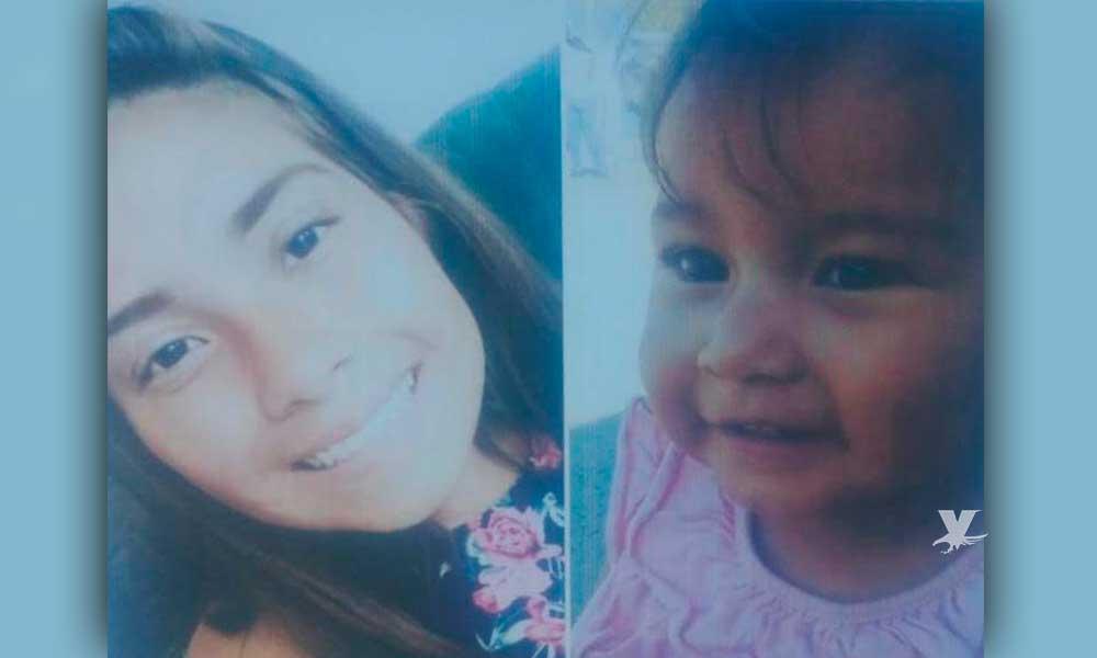 Paulina y su hija de un año están desaparecidas, ayúdanos a encontrarlas