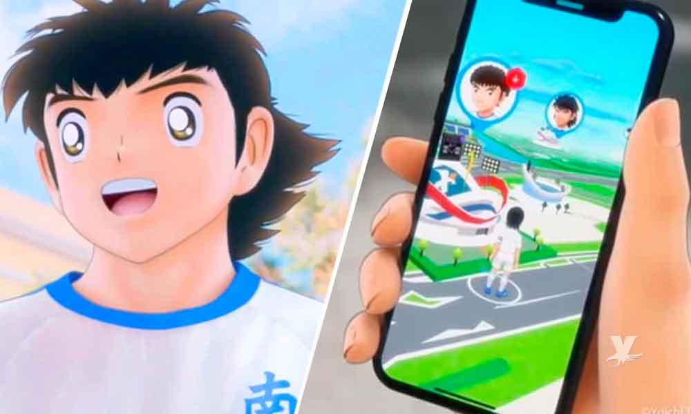(VIDEO) Súper Campeones tendrá su juego al estilo de Pokémon Go