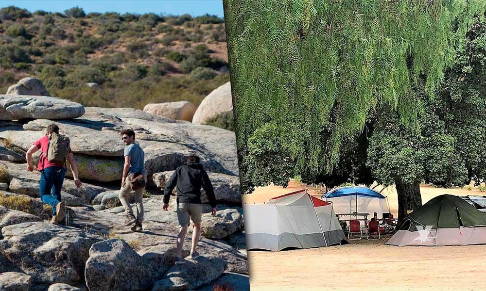 Tecate es la capital de ranchos, campamentos y balnearios en BC