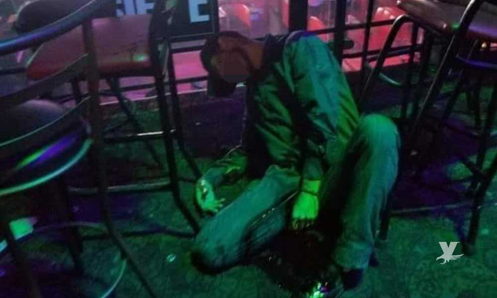 Matan a un hombre dentro de conocido bar de Tijuana