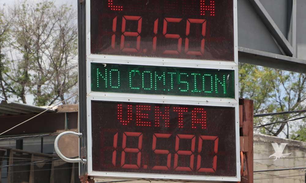 Tipo de cambio en Tecate
