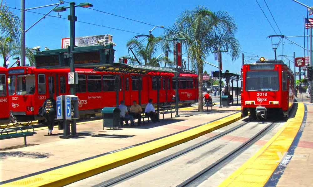 Trolley de San Diego llevará pasajeros desde Tijuana