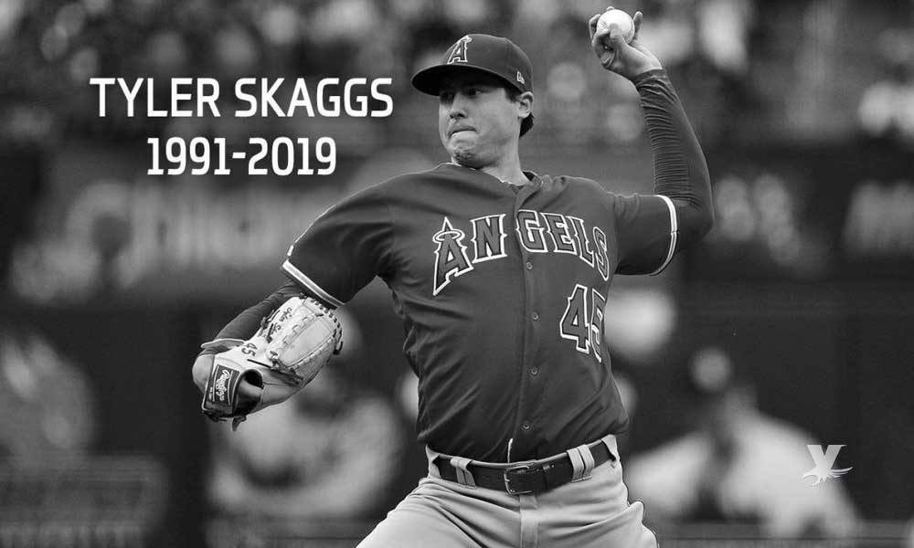 Encuentran muerto en cuarto de hotel al pitcher Tyler Skaggs de Anaheim