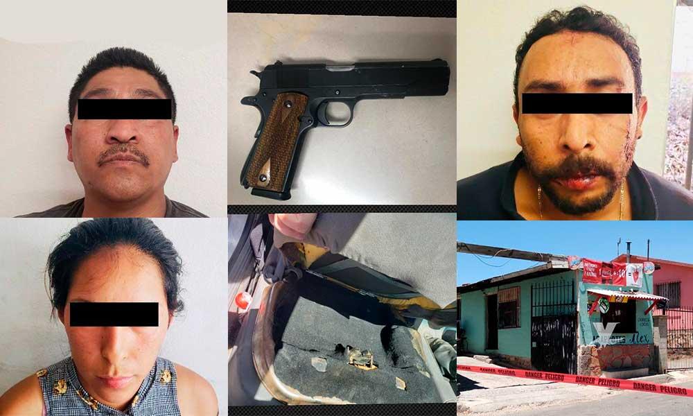 Desarticulan banda de peligrosos asaltantes en Tecate