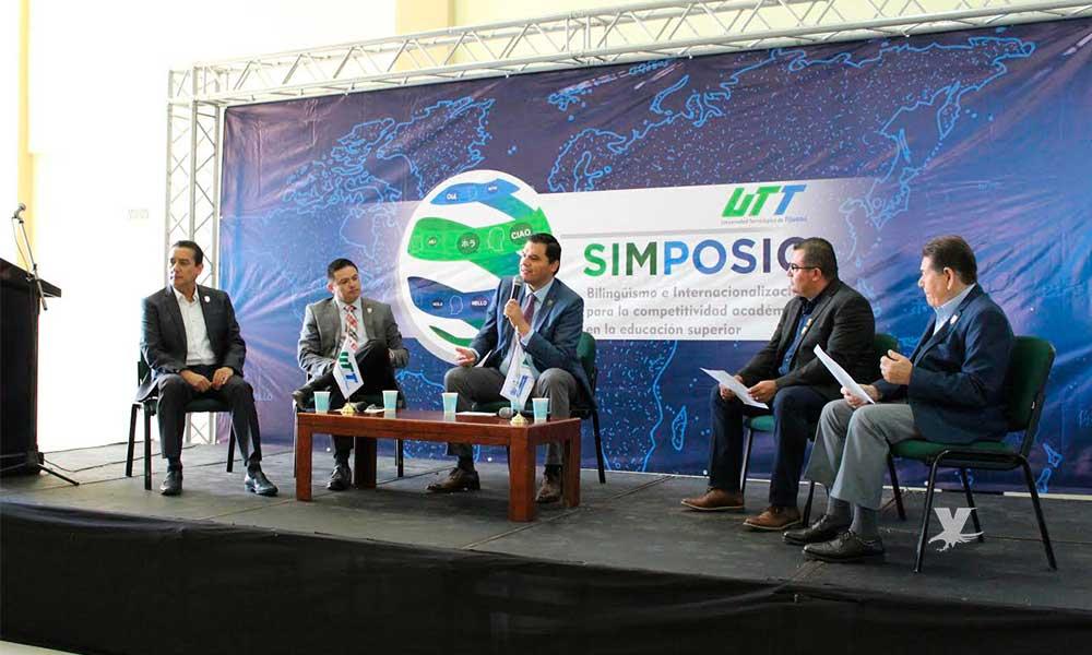 """Realiza UTT """"Simposio de Bilingüismo e Internacionalización para la Competitividad Académica en la Educación Superior"""""""