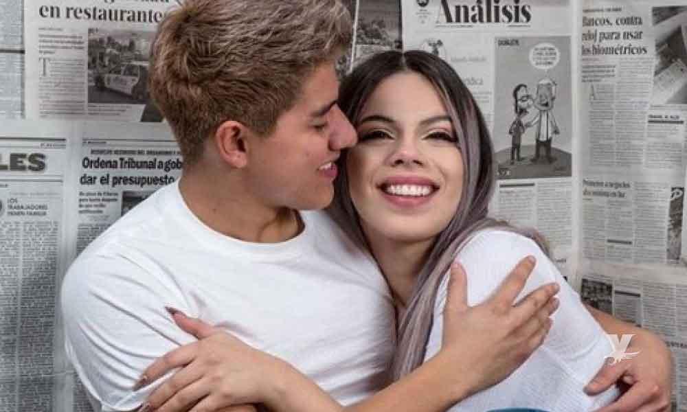 (VIDEO) Revelan momento en que Lizbeth Rodríguez se encuentra con su amante en un restaurante