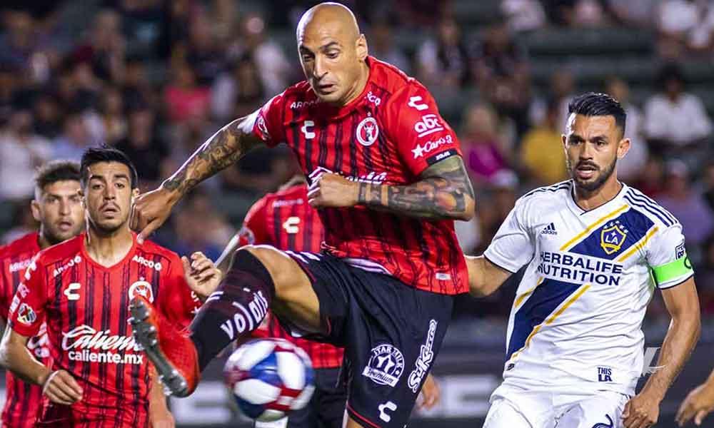 Xolos es eliminado por el L.A. Galaxy de la Leagues Cup 2019