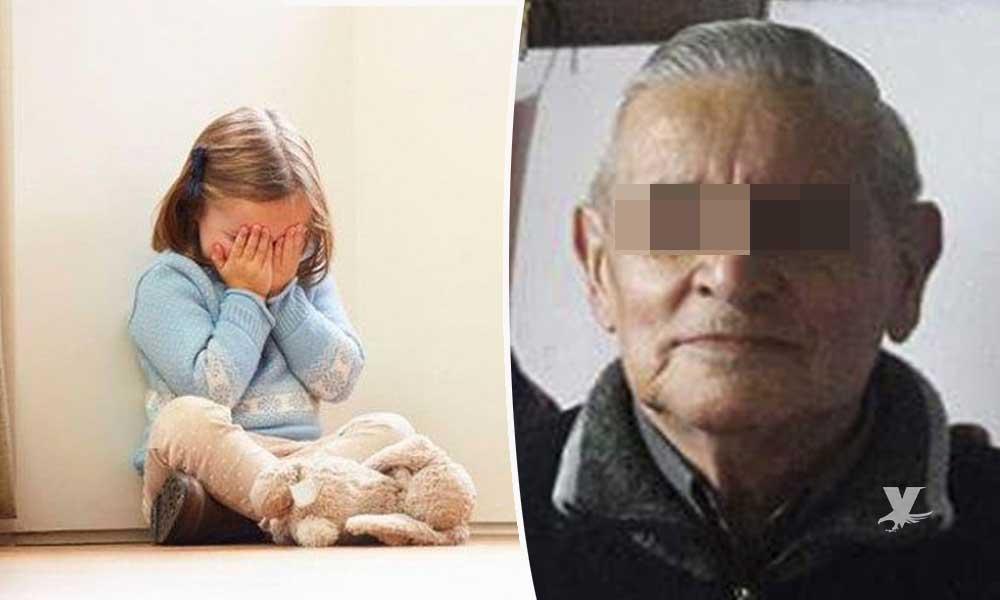 Abuelo es buscado por abusar y asesinar a su nieta de 8 años de edad
