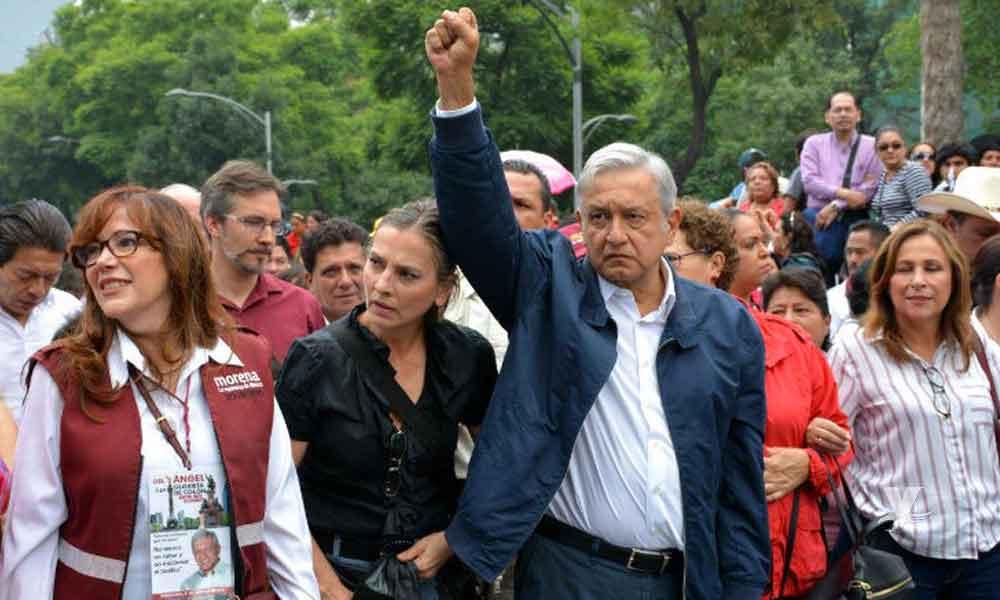 Morena no regresará el dinero que le prometió al INE y comprará un edificio para el partido