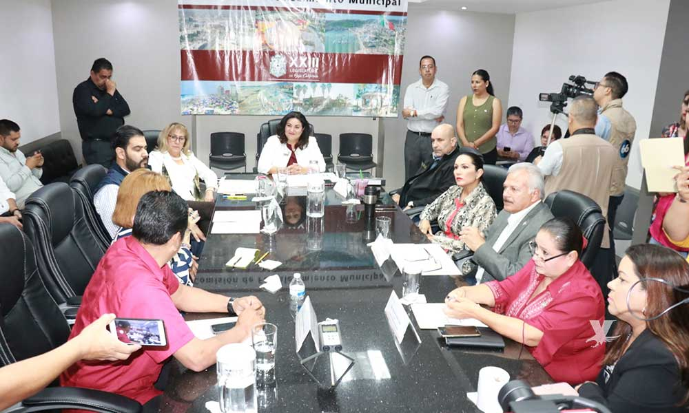 Municipalizar San Quintín y San Felipe: Diputada Miriam Cano Núñez
