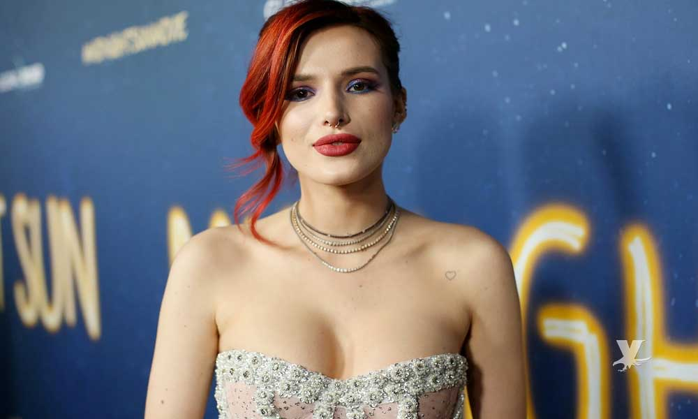 Bella Thorne deja de ser la 'Chica Disney' para debutar en el cine para adultos
