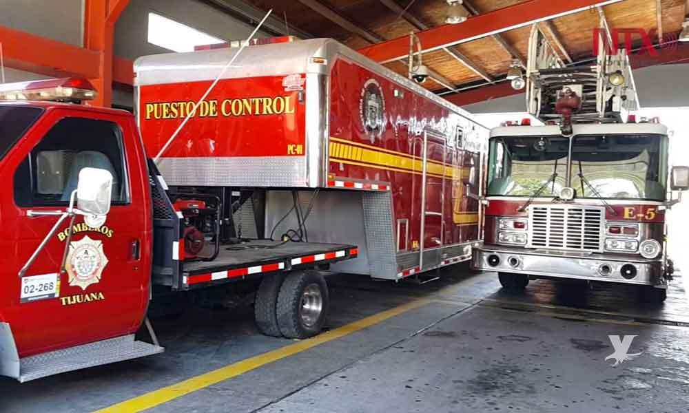 Detienen a tres bomberos de Tijuana acusados de secuestro y asesinato de un compañero de trabajo