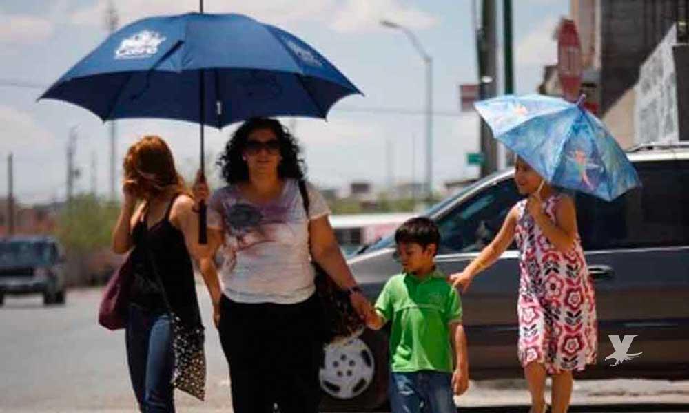 Suma Baja California 33 víctimas por golpe de calor
