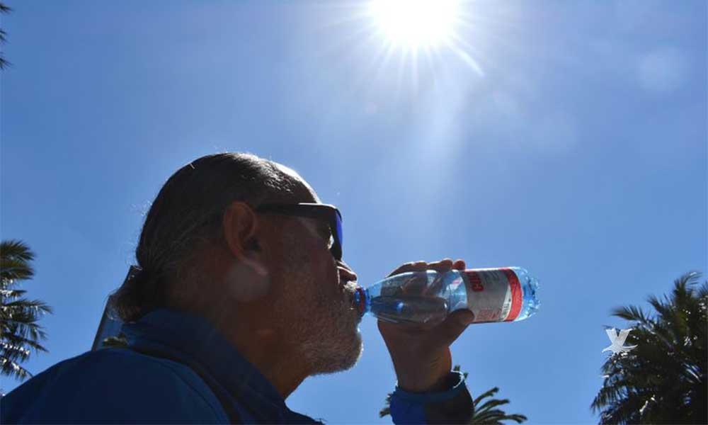 Dos días de intenso calor, Tecate y Mexicali serán los más calientes
