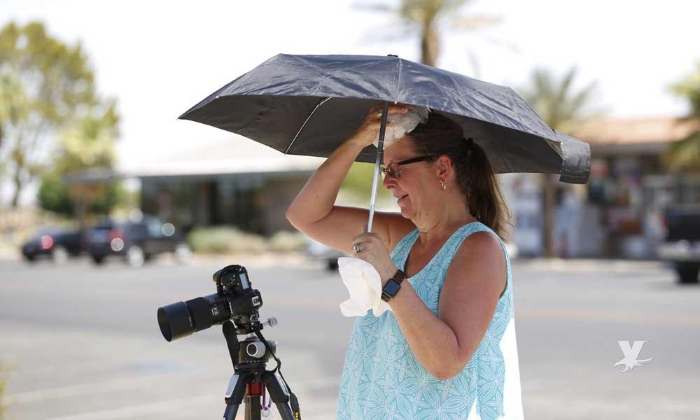 Se espera fin de semana con temperaturas mayor a 100 ºF en San Diego