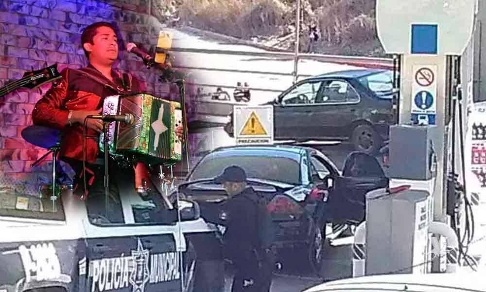Asesinan en una gasolinería a otro cantante de corridos en Tijuana