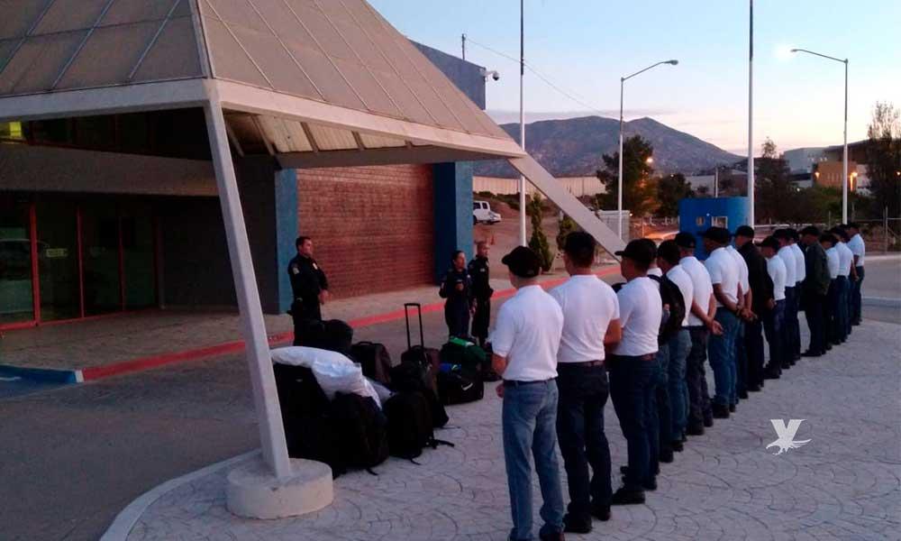 Ingresan 166 nuevos cadetes al Centro de Formación y Capacitación Policial