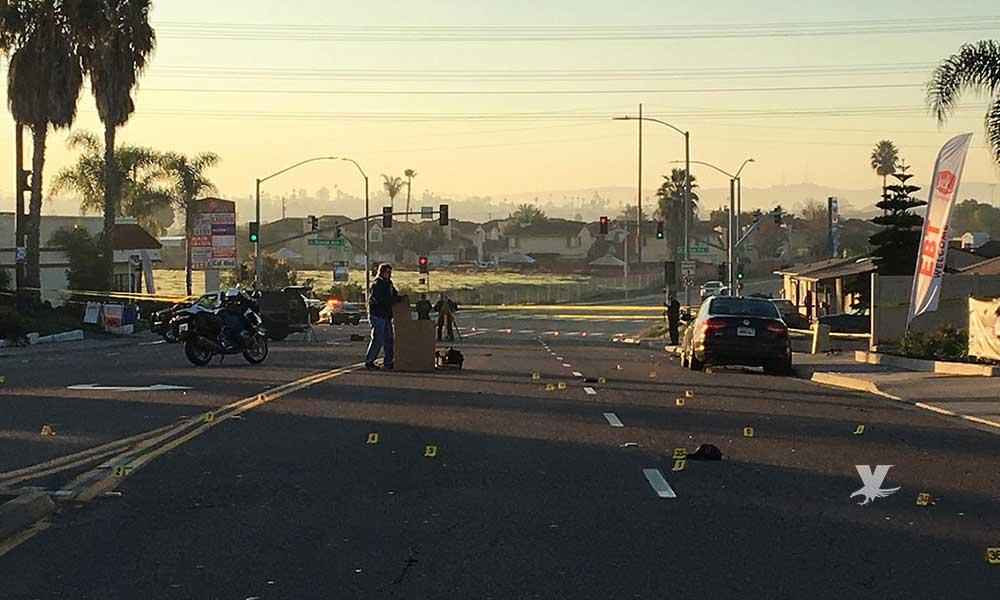 Cada semana más de 20 choques en Chula Vista