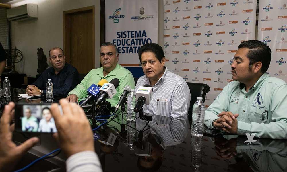 Mexicali iniciará clases hasta el 2 de septiembre por altas temperaturas