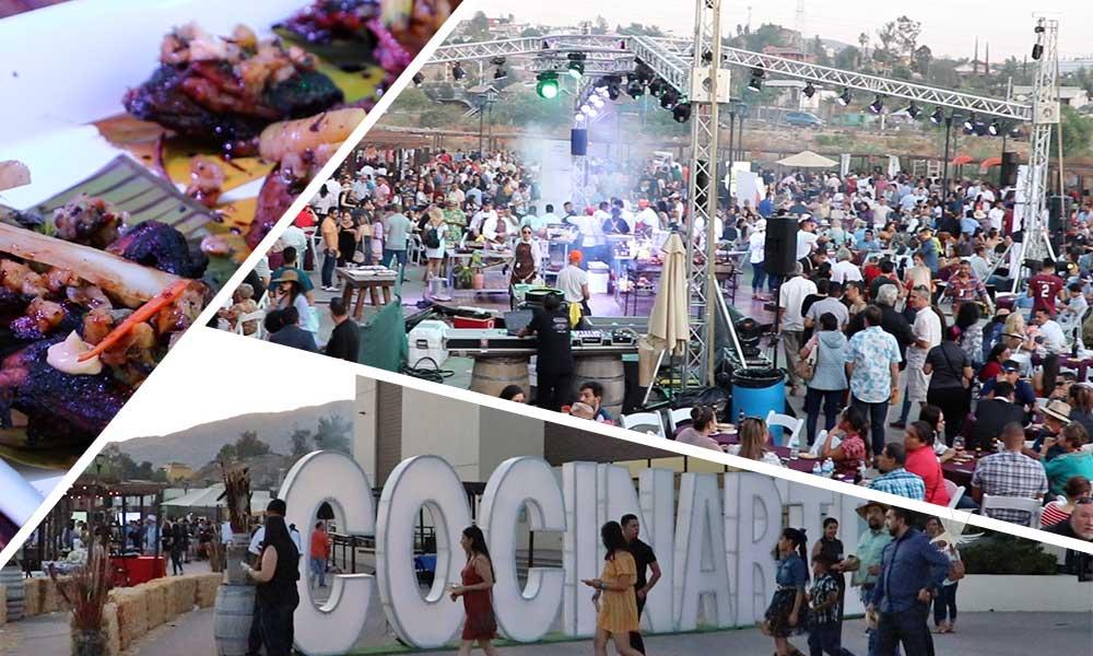 Con gran éxito se celebró una edición más del 'Cocinarte 2019' organizado por Canaco en Tecate