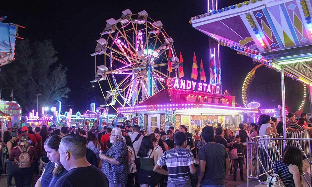 Colorido cierre de la Feria Tecate en Marcha 2019