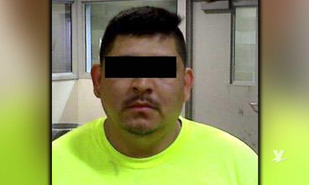 CBP captura en San Diego a mexicano buscado por actos lascivos contra menores de edad