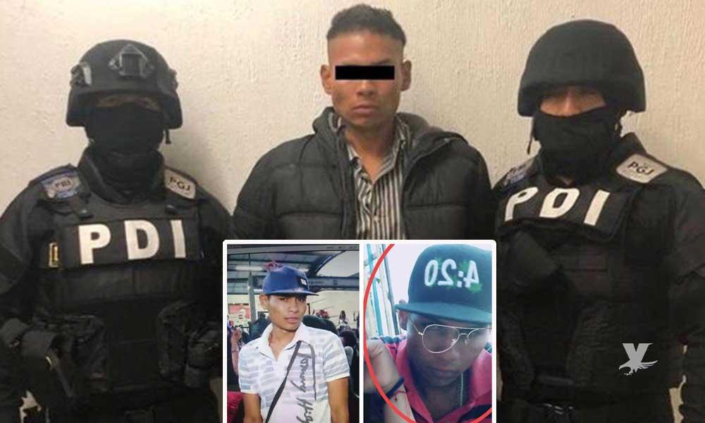 """Detienen a """"El Chupas"""" identificado como el agresor del reportero de ADN 40"""