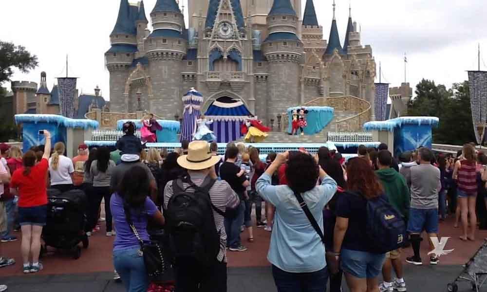 Personas que visitaron Disney en agosto pudieron contagiarse de sarampión