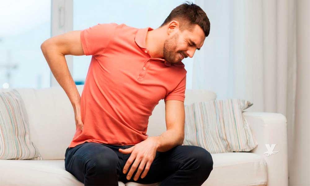 ¡Cuidado! El dolor de espalda recurrente podría ser señal de muerte prematura