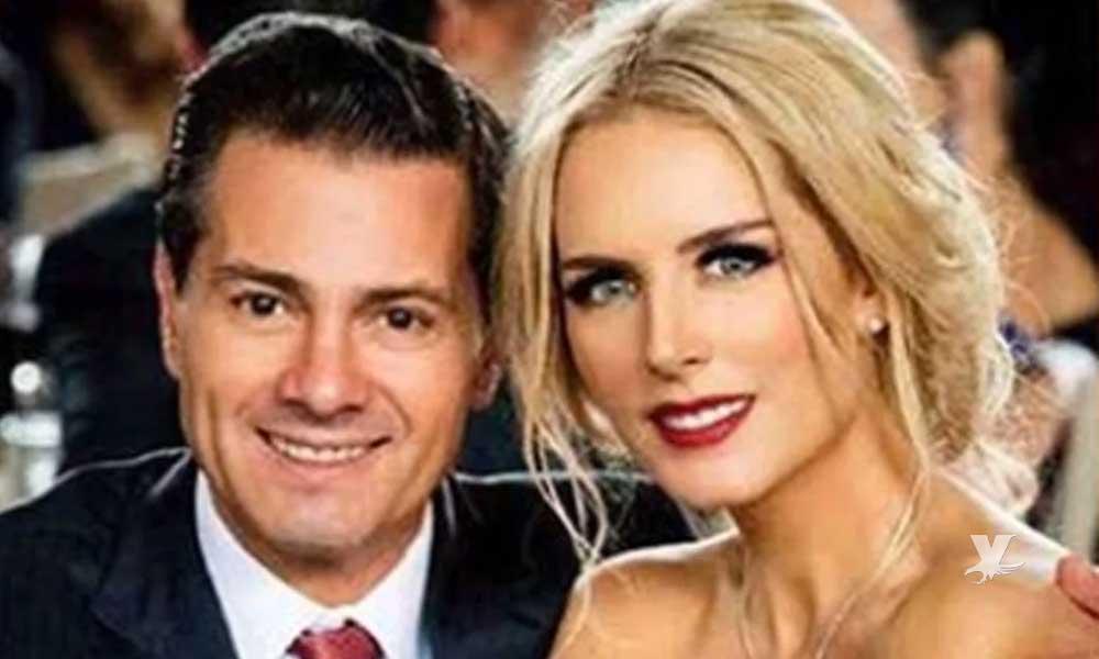 Enrique Peña Nieto pidió matrimonio a su novia Tania Ruiz