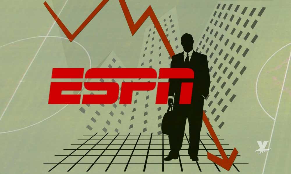 ESPN realizará despidos masivos de comentaristas