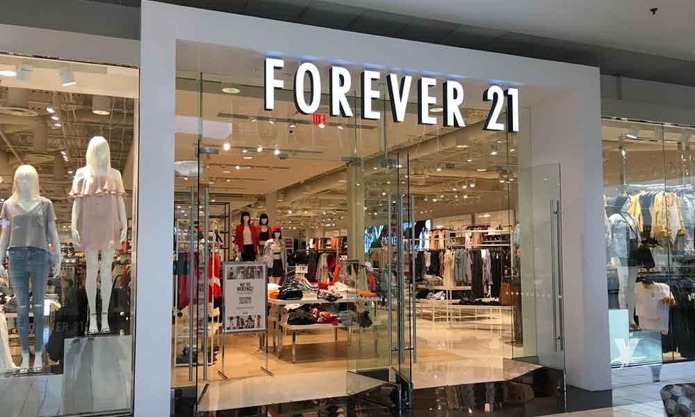 Forever 21 podría declararse en bancarrota