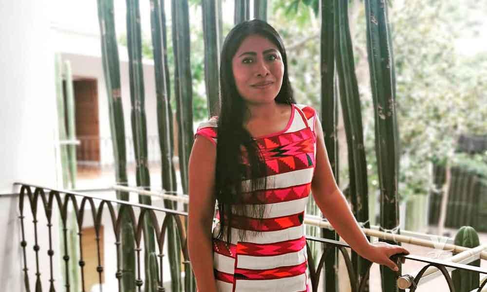 Yalitza Aparicio cobra 30 mil pesos por una fotografía