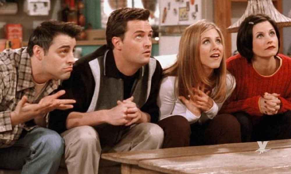 Compañía busca fans de 'Friends' que deseen ganar mil dólares por ver la serie
