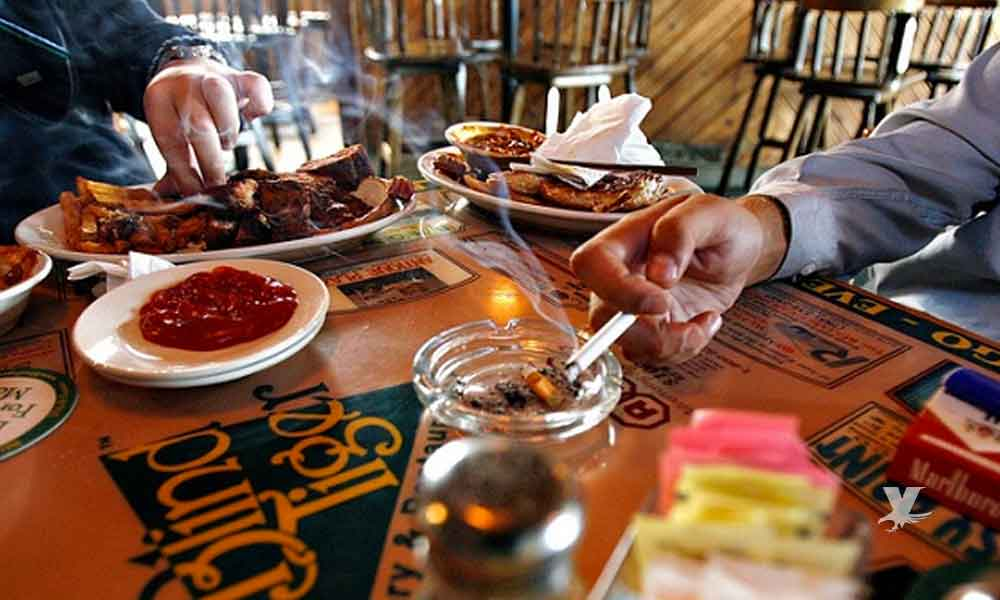 Fumar después de comer es 10 veces más dañino
