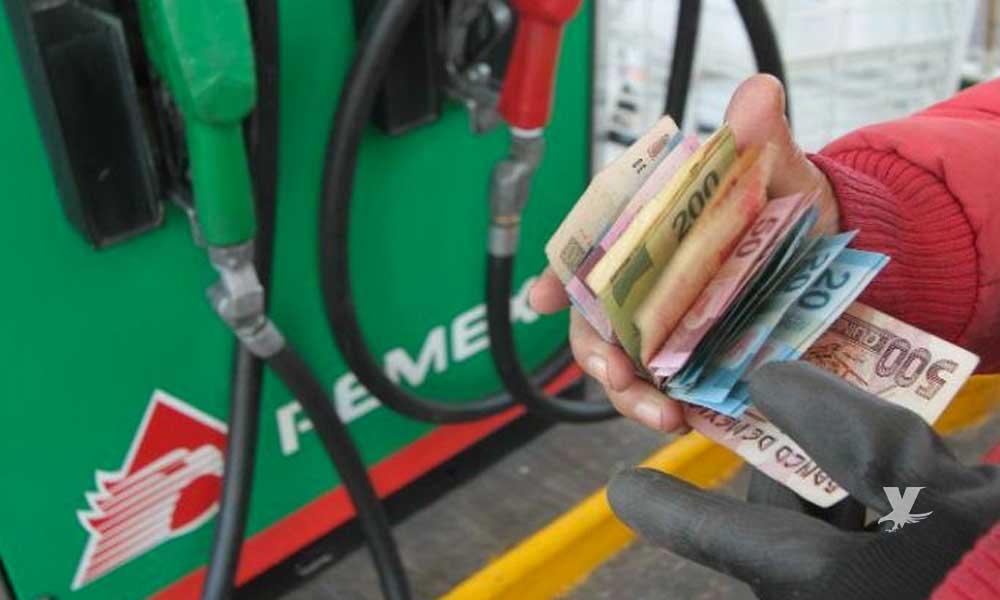 México busca prohibir pago en efectivo en gasolina