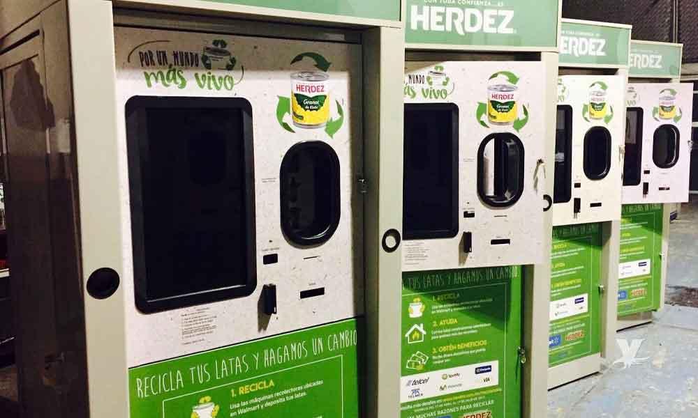 Ya puedes pagar Netflix y otros servicios con latas recicladas