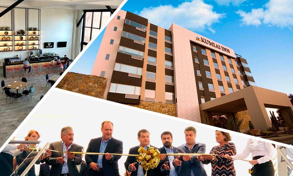 Inauguran Hotel KUMIAI INN en Tecate