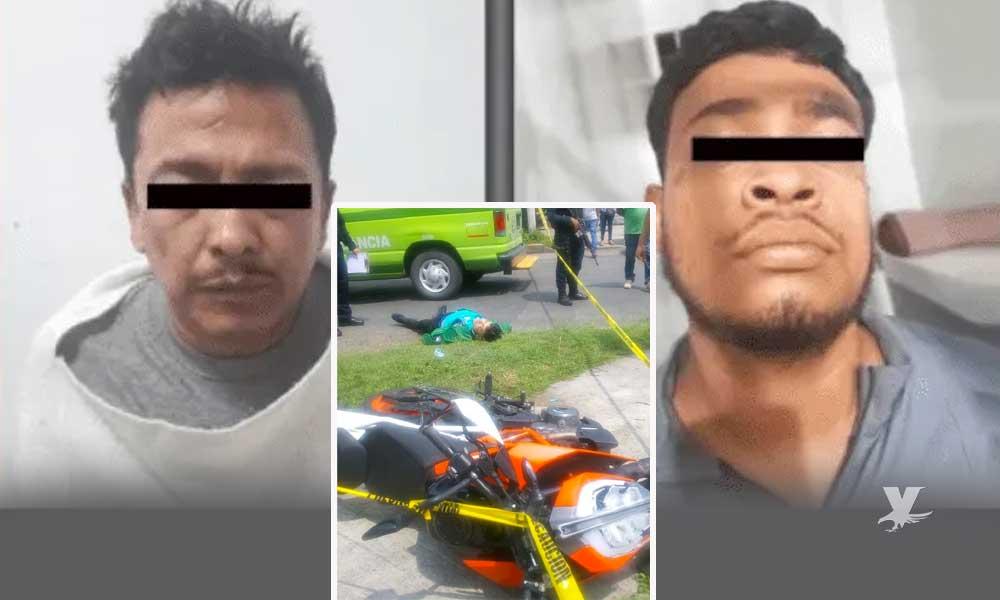 Arrestan a padre y hermano de menor abatido durante un asalto en Ecatepec