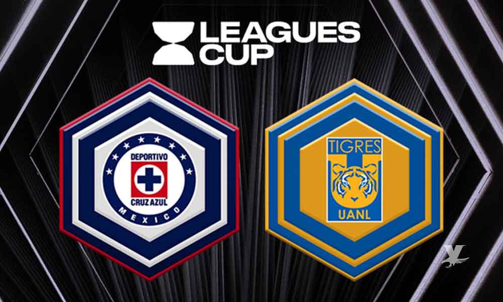 Cruz Azul y Tigres jugarán la final de la Leagues Cup