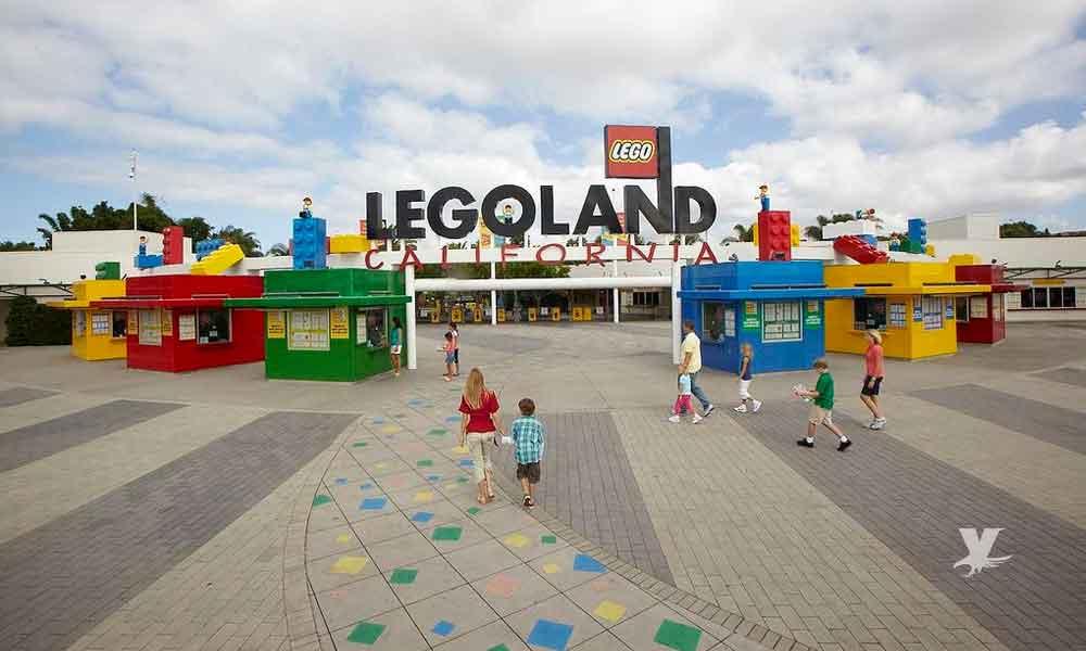 """Legoland de San Diego ampliará el parque con una nueva atracción llamada """"Lego Movie World"""""""