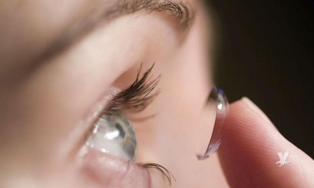 Especialistas fabrican primer lente de contacto con 'zoom'