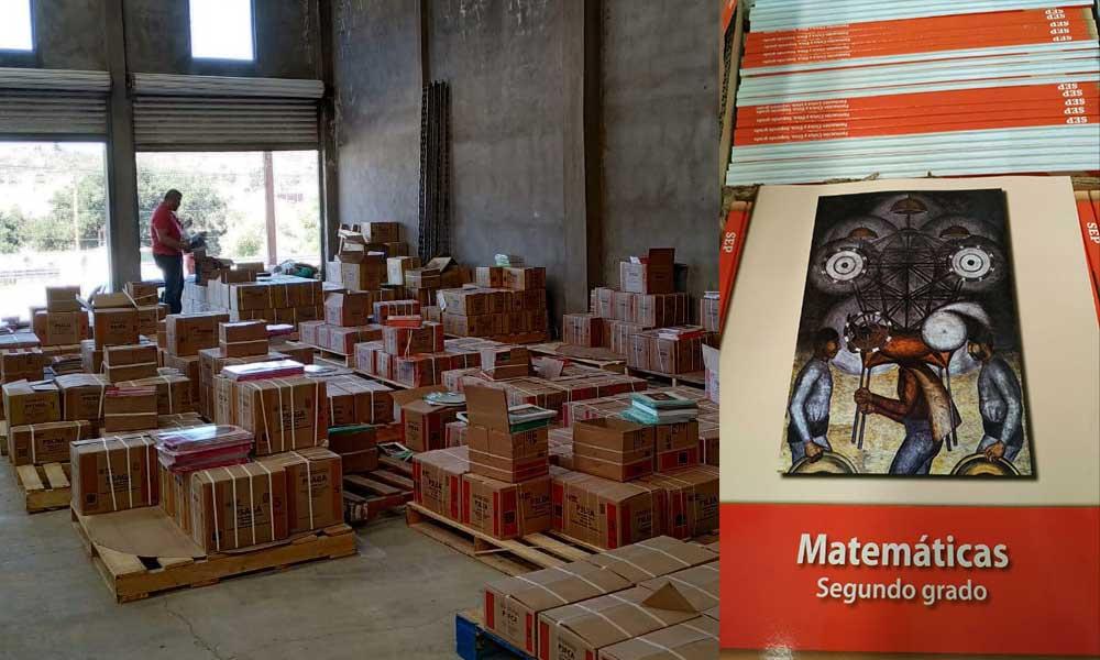 Se entregarán más de 94 mil libros de texto gratuitos en Tecate