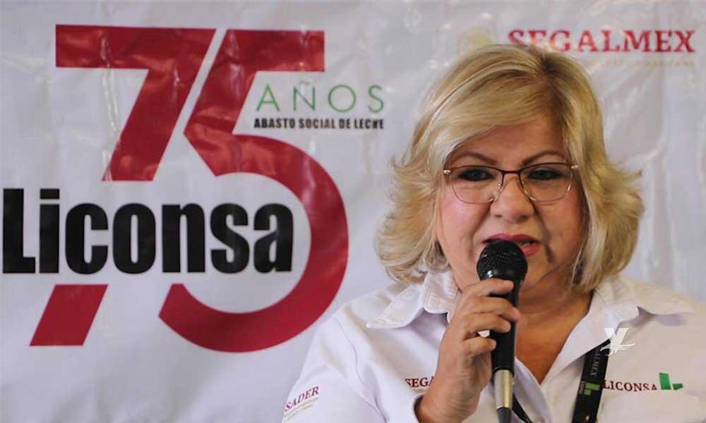 Presentes Diconsa y Liconsa en Feria Tecate en Marcha 2019