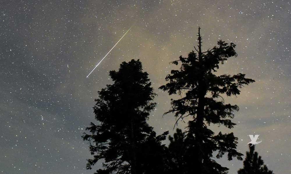Esperan gran lluvia de meteoros este martes 13 de agosto