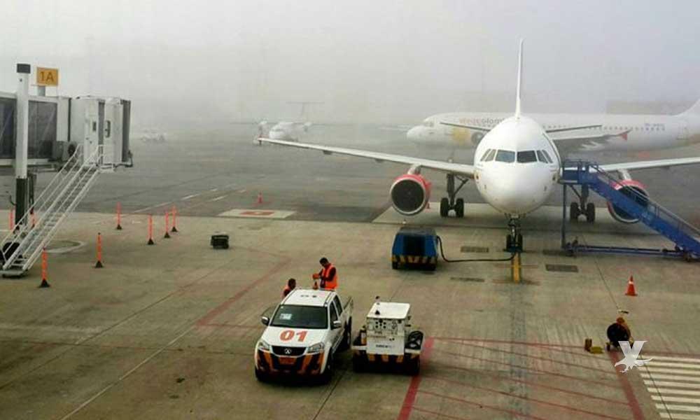 Niebla retrasará tráfico aéreo en San Diego