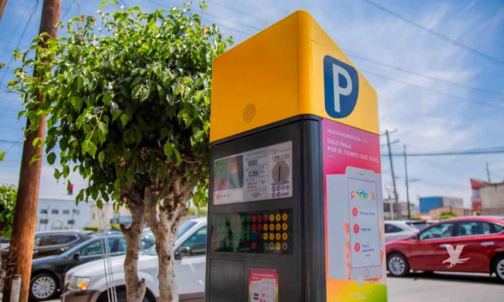 Multas por infringir los parquímetros en Tijuana costarán 760 pesos