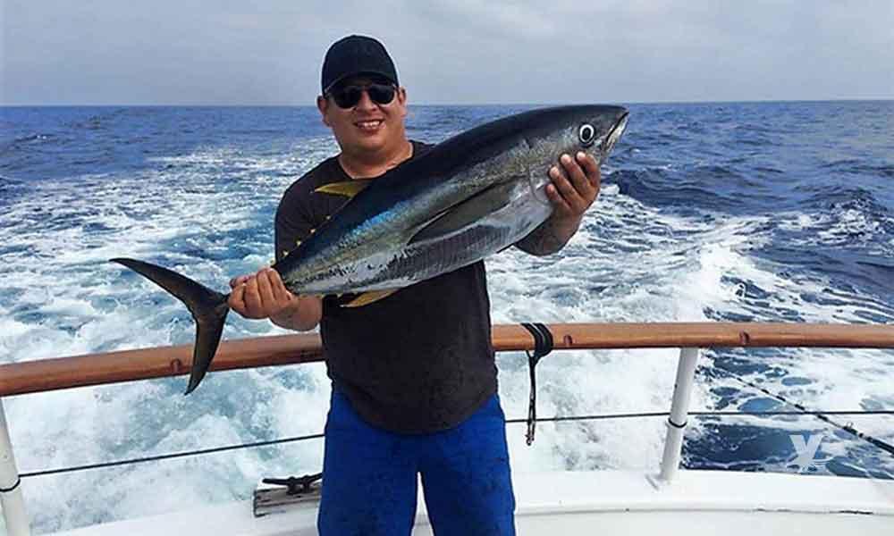 Premios por 100 mil pesos en torneo de pesca en Ensenada