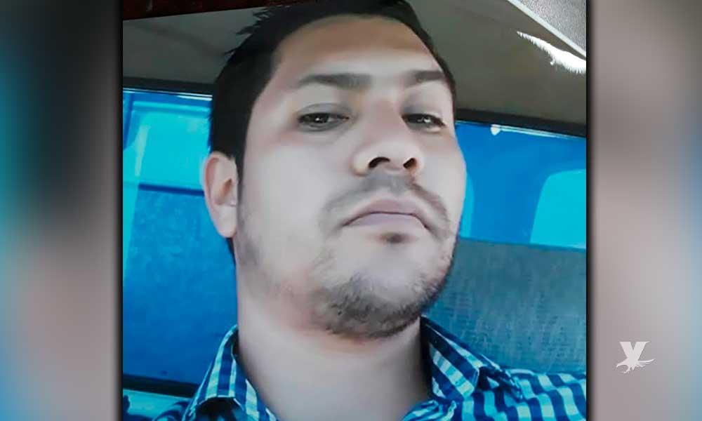 Familiares buscan a Alejandro desaparecido en Tijuana