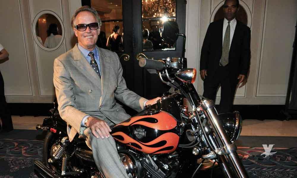 Muere a los 79 años el actor Peter Fonda